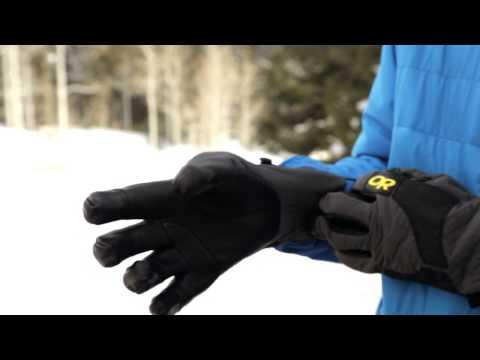 Outdoor Research - Lodestar Gloves - Handschuhe (Bergfreunde.de Produkt)