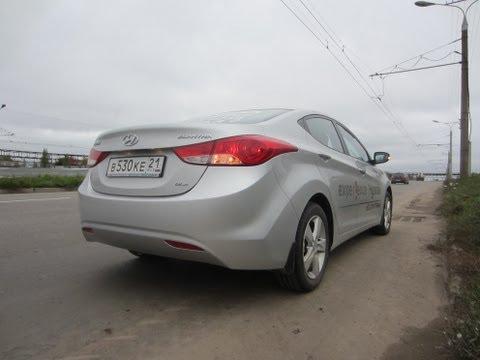 Hyundai elantra 2012 года отзывы фотка