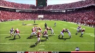 Frank Alexander vs Texas 2011