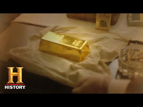 Lost Gold of WWII: NEW CLUES TO TREASURE MAP LOCATION (Season 2) | History