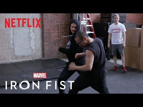 Marvel's Iron Fist: Season 2   Building an Epic Fight Sequence   Netflix