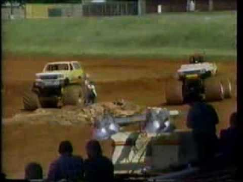 1989 TNT Monster Truck Challenge Raleigh, NC Day 2