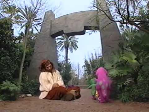 Barney Land of Make Believe (2005 Version)