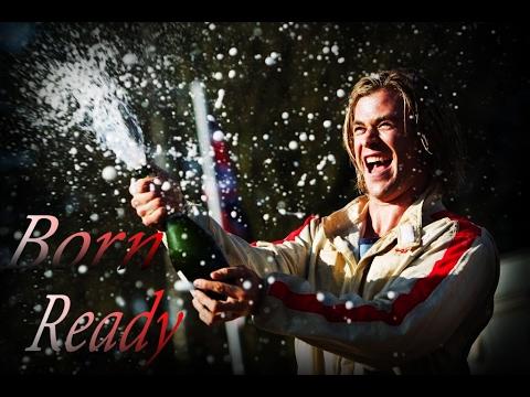 James Hunt | Born Ready (The Rush)
