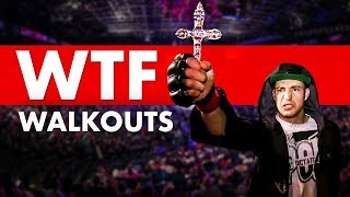 Video 10 Most WTF Walkouts in MMA MP3, 3GP, MP4, WEBM, AVI, FLV Juni 2019