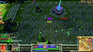 (HD168) 100% Comestible n°6 - League Of Legends Replay [FR]