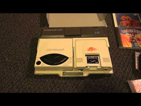 PC ENGINE CD SYSTEM REVIEW