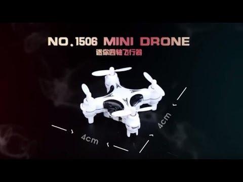 No 1506 Mini Quadccoter with HD720 Camera 360 Rolling
