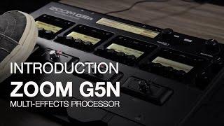 Zoom G5n Video