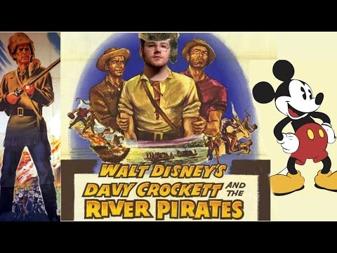 Davy Crockett and the River Pirates(1955) - Apathetic Reviews #1