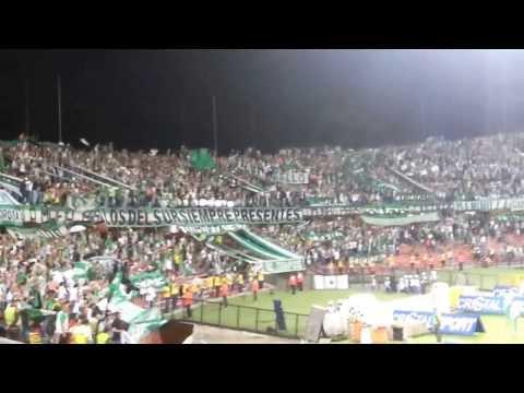 Verde Doy Todo Por Verte - Los Del Sur - Los del Sur - Atlético Nacional