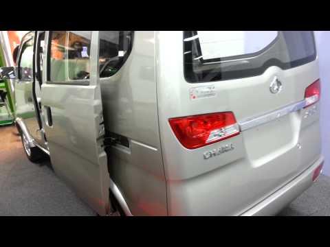 chana star 2 2013 pasajeros Colombia salon del automovil bogota 2012 FULL HD