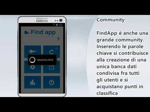 Video of FindApp free - ritrova app