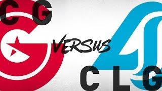 Video CG vs. CLG - Week 2 Day 2 | NA LCS Summer Split | Clutch Gaming vs. Counter Logic Gaming (2018) MP3, 3GP, MP4, WEBM, AVI, FLV Juni 2018