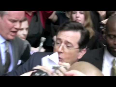 Stephen Colbert Takes on the FEC