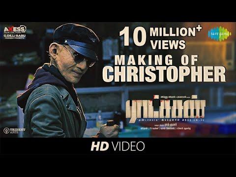 The Exclusive Making of Christopher | Ratsasan | Vishnu Vishal | Amala Paul | Ghibran | Ramkumar
