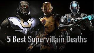 Video 5 Best DC Supervillain Deaths MP3, 3GP, MP4, WEBM, AVI, FLV Februari 2019