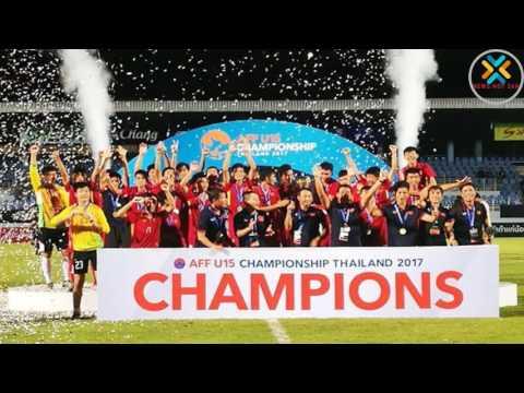 Tin nóng:U Việt Nam vô địch khi thắng Thái Lan  -