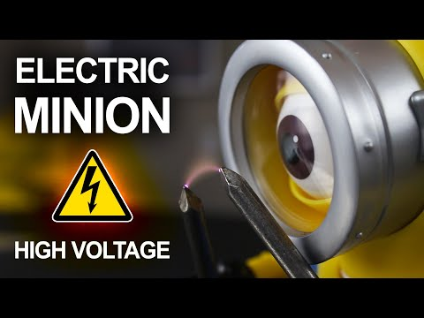 Mad Science Minion (Caution: High Voltage)