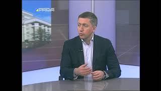 Сергій Лабазюк в ефірі телеканалу