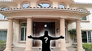 SPECIAL GUEST SURPRISES US AT OUR NEW HOUSE!! (OMG)