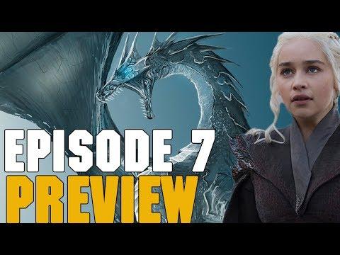 Game Of Thrones Season 7 Episode 7 Preview Breakdown (видео)