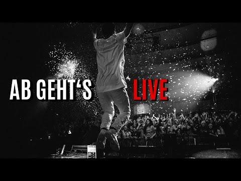 AB GEHT'S (live) (видео)