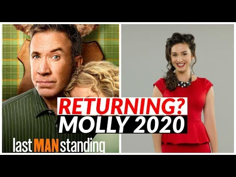 Molly Ephraim Returning to Last Man Standing? What is she doing in 2020?