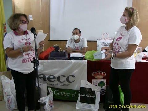 Sorteo de Regalos III Marea Rosa Virtual de Isla Cristina