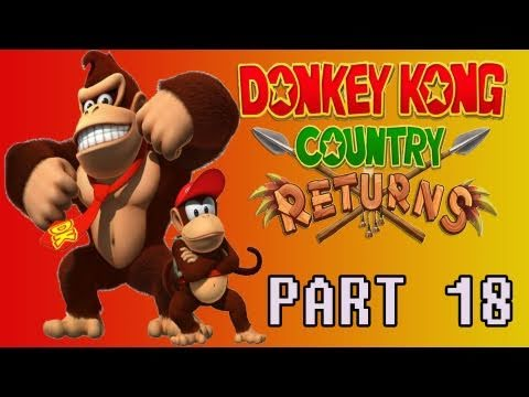 preview-Gaming with the Kwings - Donkey Kong Country Returns part 18 (Kwings)