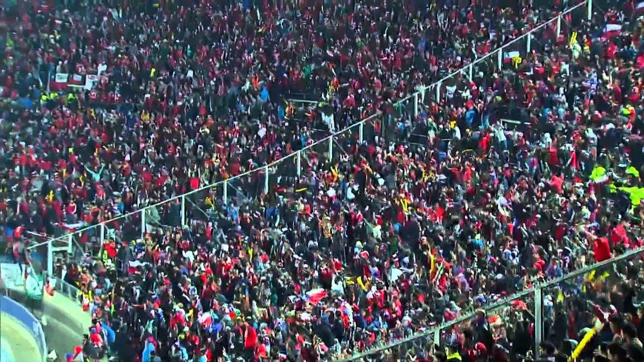 Copa America 2015: Goles: Chile Vs Peru: Chile anota el 2 a 1 definitivo