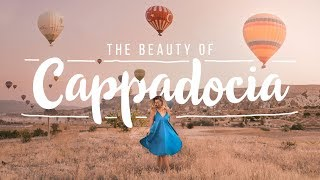 Video THE BEAUTY OF ◬ CAPPADOCIA ◬  Hot Air Balloons - TURKEY MP3, 3GP, MP4, WEBM, AVI, FLV September 2018