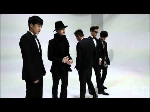 G-Dragon cut – Making of 2011 YG Family concert
