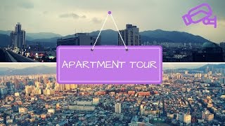 Daegu South Korea  City new picture : South Korea Apartment Tour 2016 // Teaching in Korea