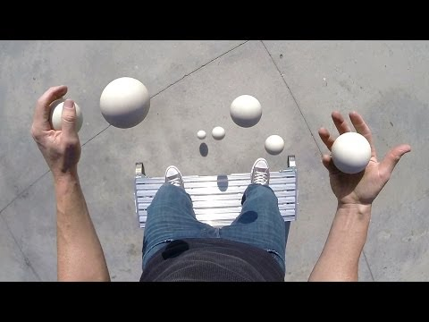Juggling see it from a juggler s POV