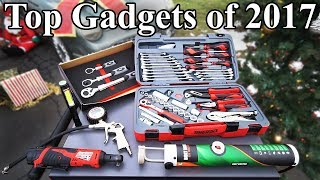 Top 5 Car Guy Gadgets and Tools of 2018 (Christmas Gift Ideas)