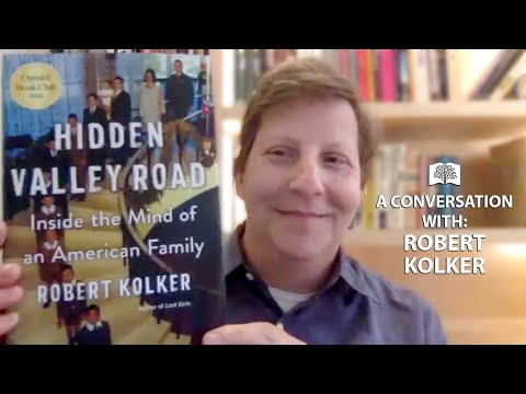 "Greenwich Library: Robert Kolker, Author of ""Hidden Valley Road"""