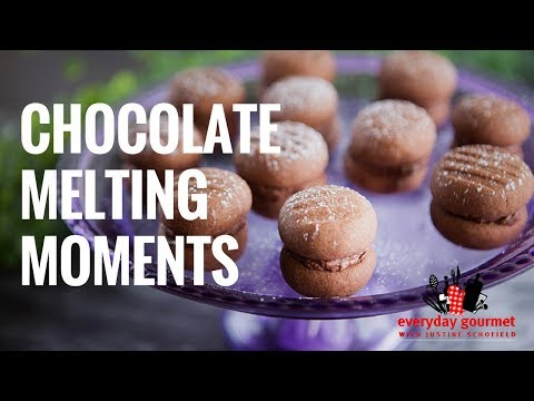 Chocolate Melting Moments | Everyday Gourmet S7 E17