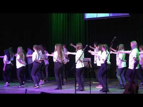 Ady-gála: flashmob