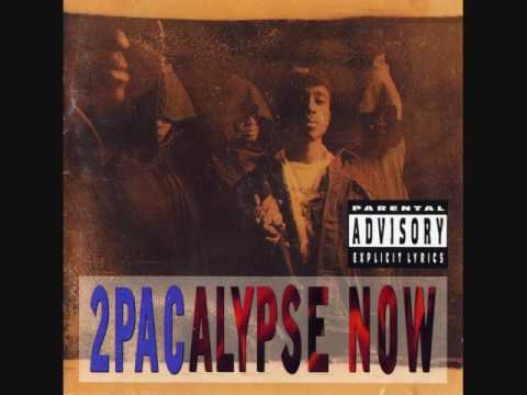 2pac - 2pacalypse Now - Tha Lunatic
