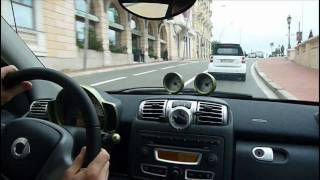 Smart Fortwo Electric Drive 2012 In Monaco.mpg