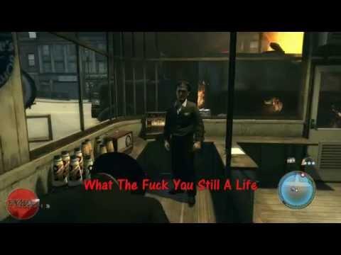 Mafia 2 Bloopers Glitches & Silly Stuff Pt.4 (FUNNY)