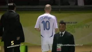 Fussball WM - Helden [6] Zinédine Zidane