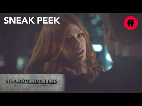 Shadowhunters   Season 3, Episode 7 Sneak Peek: Clary Fights Jace   Freeform