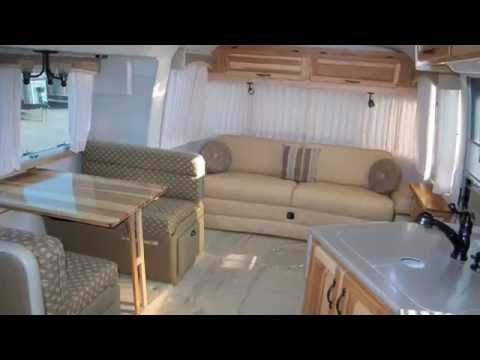 Airstream Classic Limited 30' S/O Travel Trailer RV - Crash Course