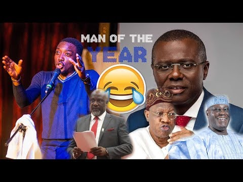 BOVI MAN OF THE YEAR AWARD GOES TO APC CANDIDATE SANWO - OLU, ATIKU, DINO MELAYE, LAI MOHAMMED