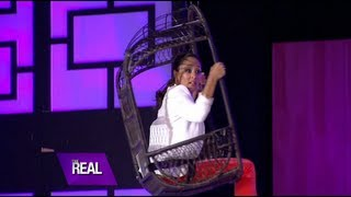 Tamera Faces Her Fear of Heights!