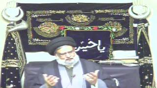 "02 Muharram 1436: ""Caliphate Of Imam Hasan: Precursor To Karbala"" - Maulana Sayyid Muhammad Rizvi"