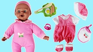 oyuncak bebek ece  bebek bakma oyunu  evcilik tv bebek videoları