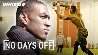BEST Wide Receiver In 2019 NFL Draft? | Hakeem Butler by Whistle Sports